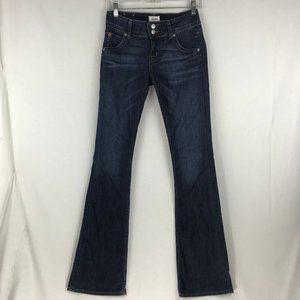 Hudson Signature Boot Cut Jeans 25 Long